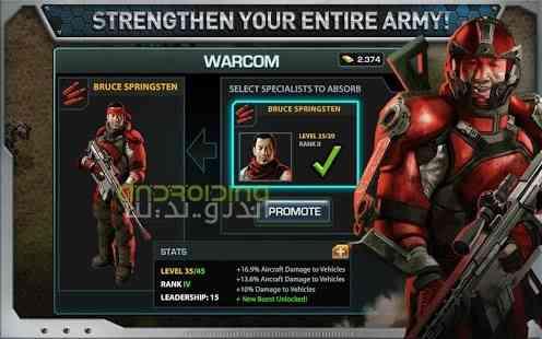 دانلود War of Nations PvP Domination 4.10.1 بازی انلاین جنگ ملت ها 4