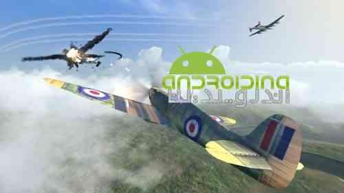 Warplanes: WW2 Dogfight - بازی هواپیمای جنگی: جنگ جهانی دوم