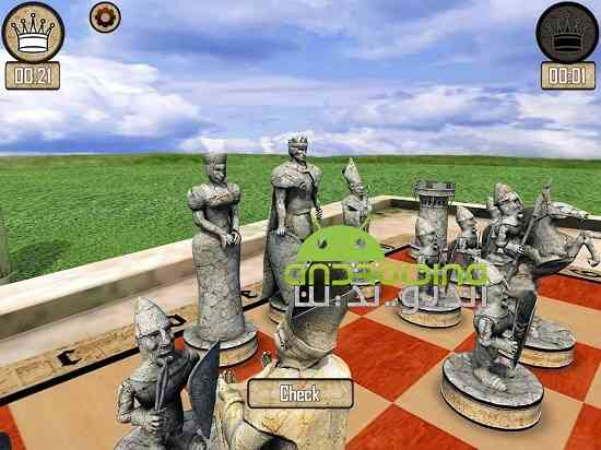 Warrior Chess - بازی فکری جنگجوی شطرنج