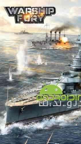 Warship Fury - بازی اکشن خشم جنگی