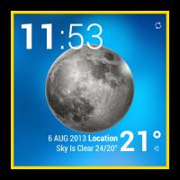 دانلود Weather Animated Widgets 8.40 نرم افزار پیش بینی وضعیت آب و هوا در اندروید