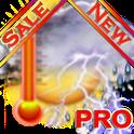 Weather Services PRO v1.5 Build 17 نمایش و پیش بینی وضعیت آب و هوا