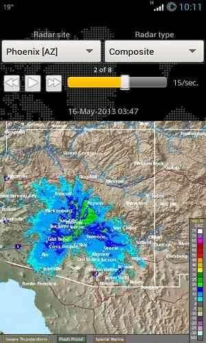 دانلود Weather Services PRO 4 پیش بینی آب و هوا اندروید 3