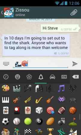 دانلود واتس اپ WhatsApp Messenger 2.17.287 مسنجر چند رسانه ای اندروید 3