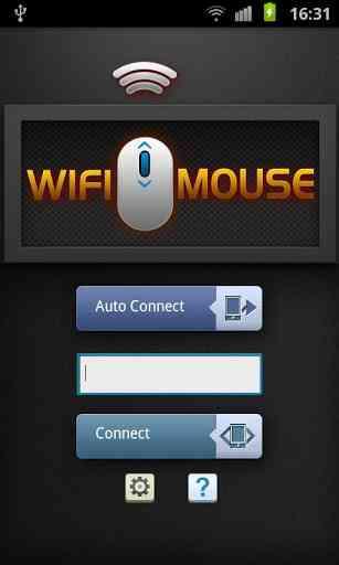 WiFi Mouse Pro - تبدیل گوشی به ماوس برای کنترل پی سی با همه امکانات یک ماوس واقعی
