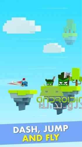 Will Hero - بازی سرگرم کننده اراده قهرمان