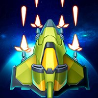 Wind Wings: Space shooter