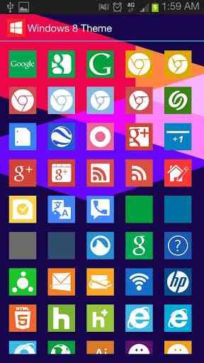 تم زیبای ویندوز 8 با Windows 8 Theme v4.2.0 2