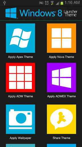 تم زیبای ویندوز 8 با Windows 8 Theme v4.2.0 1