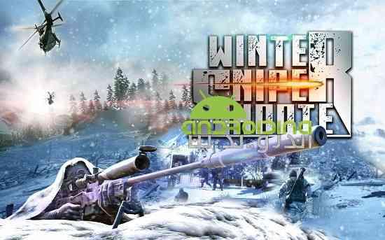 Winter Mountain Sniper – Modern Shooter Combat - بازی تک تیراندازی از کوه زمستانی