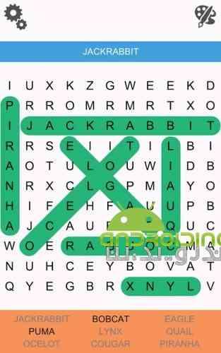 Word Search Epic - بازی حماسه جستجو کلمه