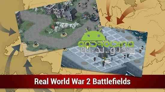 World War 2: Syndicate TD - بازی جنگ جهانی 2: اتحادیه