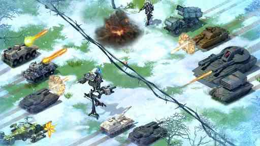 World at Arms | بازی زیبای استراتژیک جنگ جهانی – اثر شرکت بزرگ بازی سازی گیم لافت