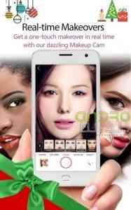 YouCam Makeup- Makeover Studio برنامه آرایش تصاویر