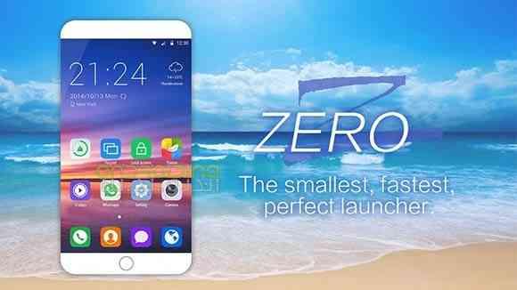 ZERO Launcher - لانچر زیبای صفر