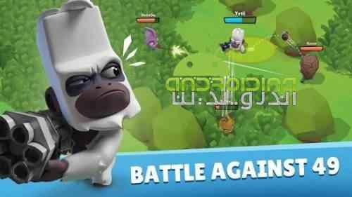 ZOBA: Zoo Online Battle Arena - بازی زوبا: میدان جنگ آنلاین