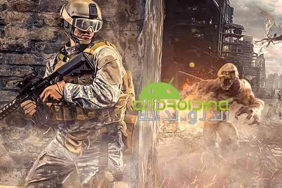 ZOMBIE Beyond Terror: FPS Shooting Game - بازی اکشن زامبی فرا تر از وحشت: بازی تیراندازی