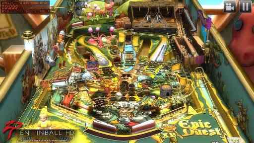 اندرویدینا | دانلود Zen Pinball HD v1.11.3 بازی ...