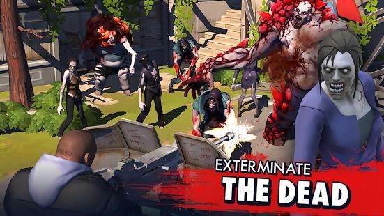 دانلود Zombie Anarchy 1.2.0f دانلود بازی اغتشاش زامبی گیم لافت اندروید 1