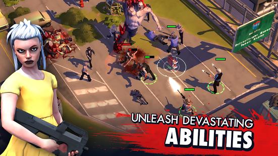دانلود  Zombie Anarchy: Survival Game 1.2.2c بازی انلاین اغتشاش زامبی گیم لافت اندروید 2