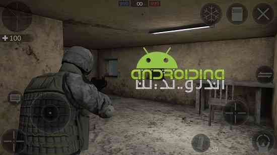 Zombie Combat Simulator - بازی شبیه ساز زامبی های مبارز