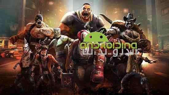 Zombie Fighting Champions - بازی قهرمانان مبارز زامبی