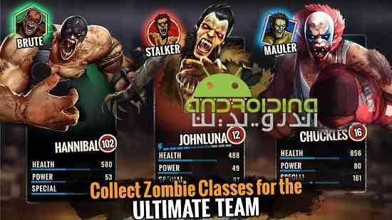 دانلود Zombie Fighting Champions 0.0.21 بازی قهرمانان مبارز زامبی اندروید 2