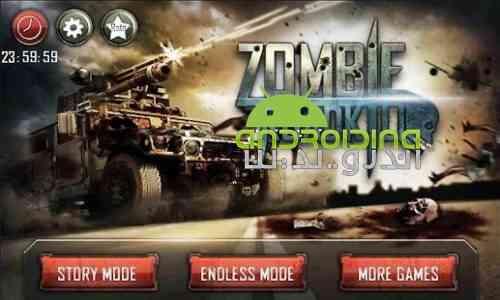 Zombie Roadkill 3D - بازی جاده زامبی کش