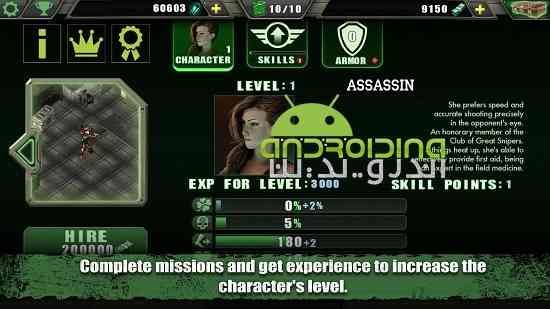 Zombie Shooter - بازی اکشن تیرانداز زامبی