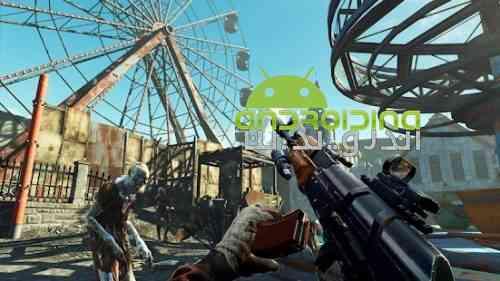 Zombie Shooter: Pandemic Unkilled - بازی اکشن تیرانداز زامبی: جانگیز نابود شده