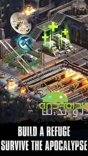 Zombie Siege En - بازی استراتژی محاصره زامبی