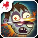 دانلود Zombie Swipeout v1.1.0.6 ازبین بردن زامبی ها با شمشیر