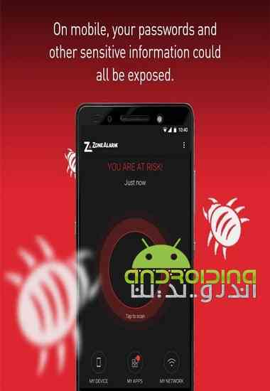 ZoneAlarm Mobile Security Premium