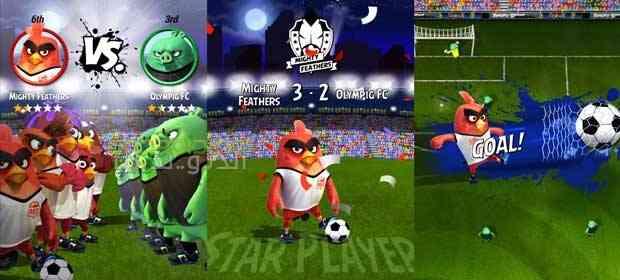 Angry Birds Goal – فوتبال پرندگان خشمگین