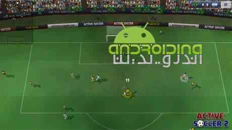 Active Soccer 2 – فوتبال فعال 2 اندروید