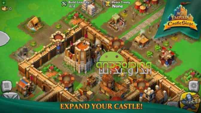 دانلود Age of Empires Castle Siege 1.24.3 بازی دوران امپراطوری، محاصره قلعه 2
