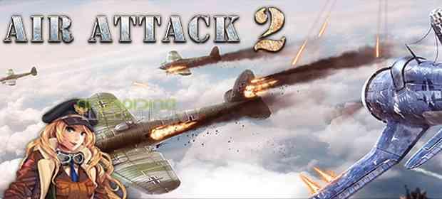دانلود AirAttack 2 1.3.0 بازی حمله هوایی 2 اندروید 1