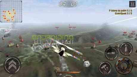 دانلود Air Battle World War 1.0.15 بازی نبردهوایی، جنگ جهانی اندروید 3