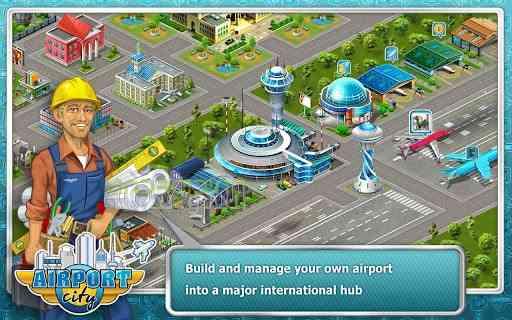 Airport City – شهر فرودگاه