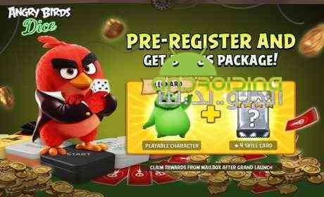 Angry Birds: Dice – پرندگان خشمگین، تاس اندروید