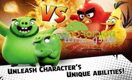 دانلود Angry Birds Dice 1.1.100347 بازی پرندگان خشمگین، تاس اندروید + دیتا 2