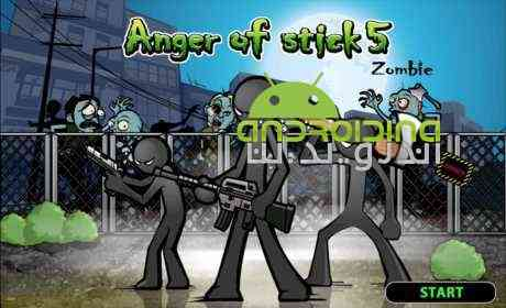 Anger of Stick 5 – خشم آدمک 5 اندروید