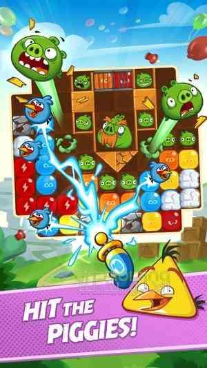 Angry Birds Blast – انفجار پرندگان خشمگین