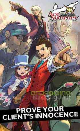 Apollo Justice Ace Attorney – دادستان آپولو