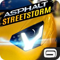 دانلود Asphalt Street Storm Racing 1.0.1a بازی مسابقات طوفانی آسفالت اندروید