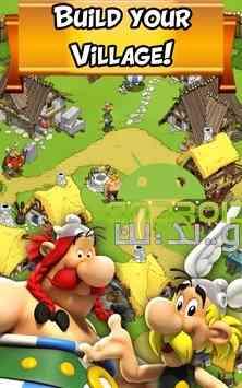 دانلود Asterix and Friends 1.4.2 بازی آستریکس و دوستان اندروید 3