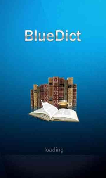 BlueDict - اپلیکیشن پیشرفته و کاملترین دیکشنری آندروید