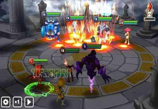 دانلود Summoners War Sky Arena 3.4.5 بازی ماموران جنگ آسمان آتش اندروید 1