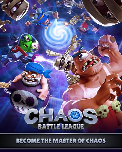 دانلود Chaos Battle League 1.4.0 بازی آنلاین نبرد هرج و مرج اندروید 3