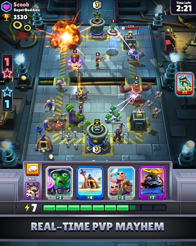 دانلود Chaos Battle League 1.4.0 بازی آنلاین نبرد هرج و مرج اندروید 4